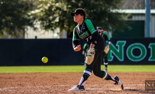 North Texas falls in game 2 of C-USA play on hot Roadrunner bats