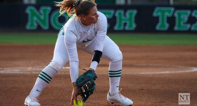 North Texas takes first C-USA series on 6 homers against Texas-San Antonio