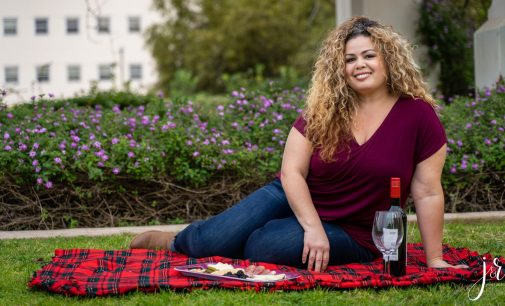 Jessica Yañez highlights Latinx experiences through 'The Wine and Chisme Podcast'