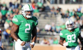 NFL Draft hopefuls LaDarius Hamilton, Mason Fine seek to take the next step in their careers