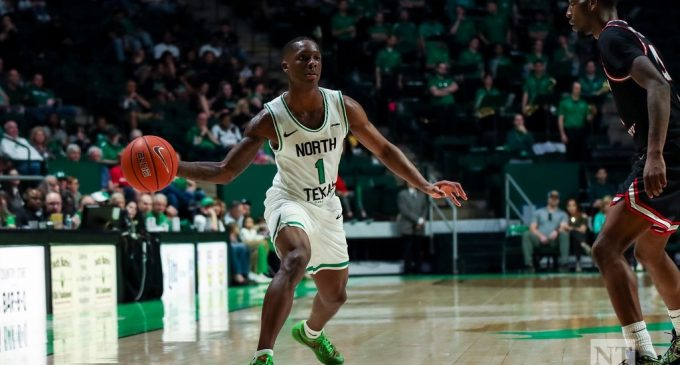 BREAKING: Former North Texas guard Umoja Gibson transfers to Oklahoma