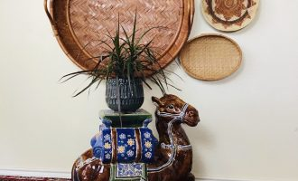 House of Vintage showcases merchandise online for residents
