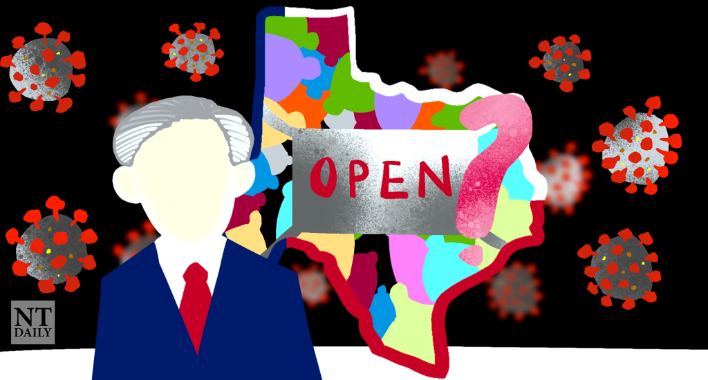 Greg Abbott reopening Texas would be catastrophic