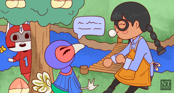 'Animal Crossing: New Horizons' is the game the world needs right now