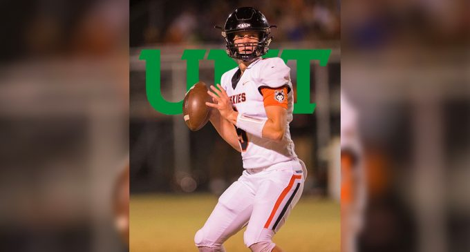 Breaking: No. 33 rated pro-style quarterback from class of 2021 commits to North Texas