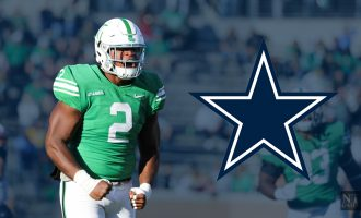 BREAKING: Defensive end LaDarius Hamilton signs with Dallas Cowboys as an undrafted free agent