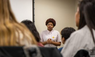 """SGA Vice President Deana Ayers speaks out against """"toxic"""" dynamic among executive board members"""