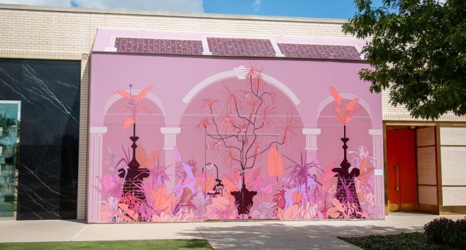 UNT alumna explores past experiences through artwork