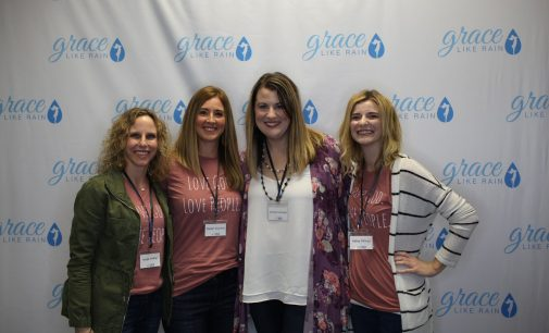 Grace Like Rain provides support and community for the homeless