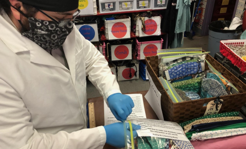 Rose Costumes donates masks to those in need during COVID-19