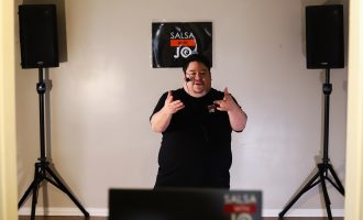Salsa with Jo continues to foster community through virtual dance lessons