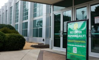 Pohl recreation center reopens with new health-conscious guidelines