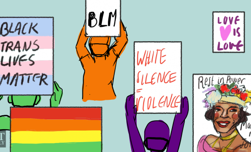 Pride cannot be celebrated without supporting Black Lives Matter