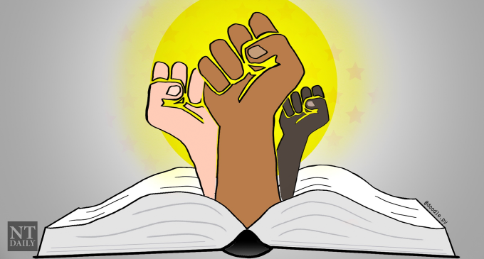 Anti-racist curriculum should be taught in schools