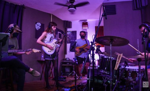 Denton pop-punk band keeps DIY scene active through live stream shows