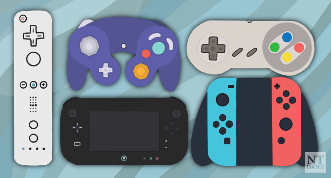 Nintendo's unique position in industry