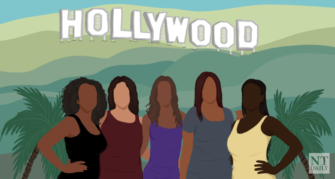 Struggles of being a woman of color in Hollywood