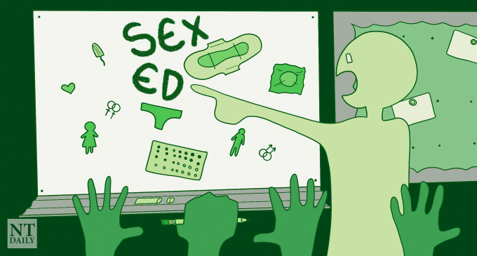 Hey Texas, let's talk about sex