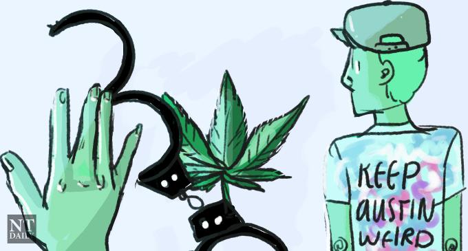 Austin decriminalizing marijuana possession sets standard