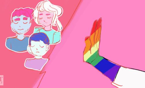 Transphobia within LGBTQ+ community