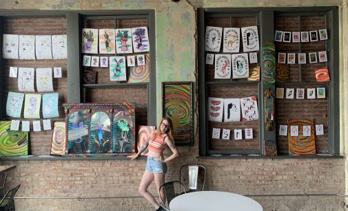 Greater Denton Arts Council fosters artistry during time of social distancing