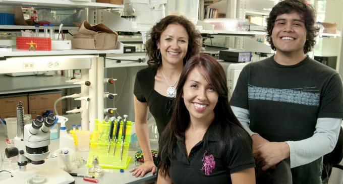 UNT biology professor takes initiatives for inclusivity in research