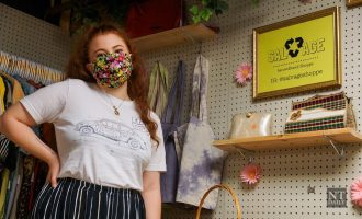 Salvage Shoppe provides shoppers with fashionable, second-hand clothing