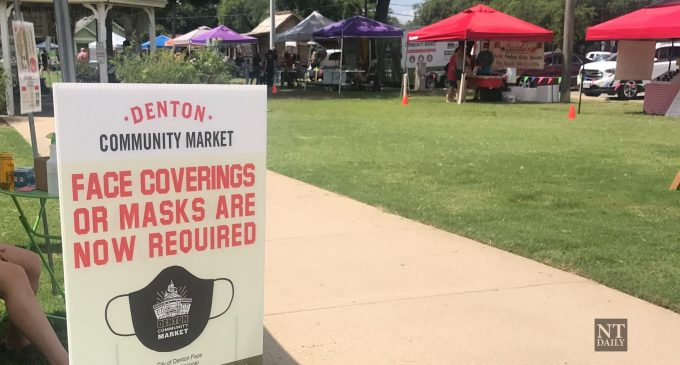 Amid the pandemic, Denton Community Market showcases local businesses