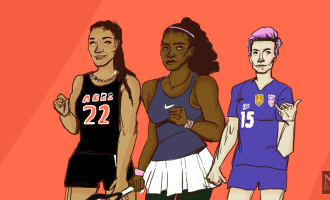 What we can learn from women in sports