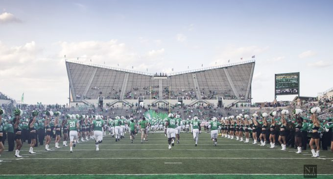 BREAKING: North Texas athletics has two active COVID-19 cases, 23 total recoveries