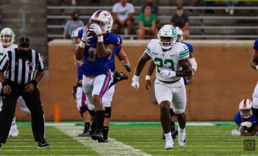 Junior linebacker KD Davis earns C-USA Defensive Player of the Week