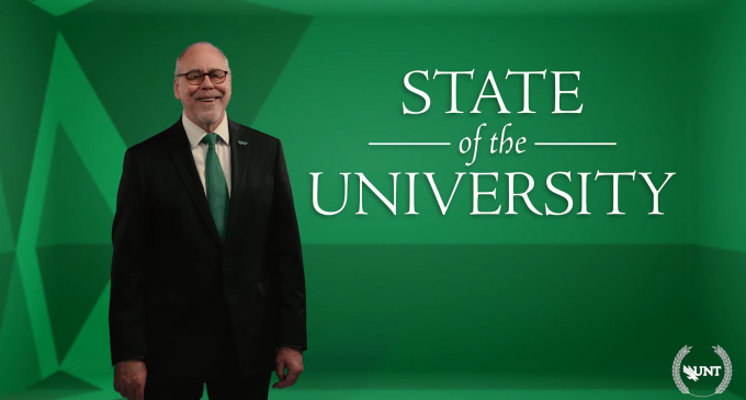 President Smatresk outlines COVID-19 strategies at digital State of the University