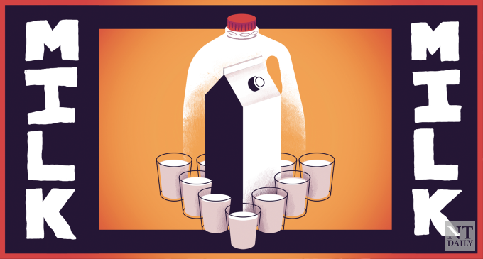Milk: A glass of warm propaganda