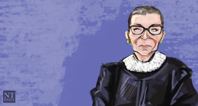 The legendary work of Ruth Bader Ginsberg