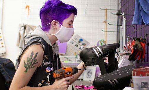 Denton skate shop prioritizes inclusivity and community