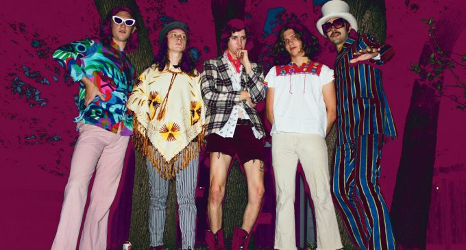Psychedelic rock band pays homage to Denton beginnings on new LP
