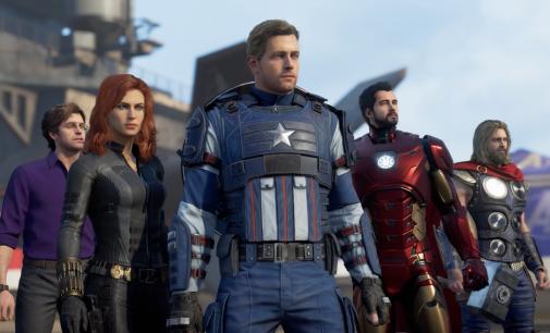 Review: 'Marvel's Avengers' is the saltine cracker of superhero games