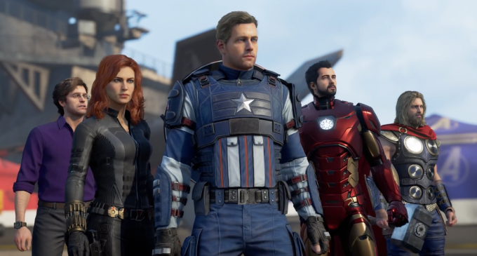 Review: 'Marvel's Avengers' is the saltine cracker of superhero games