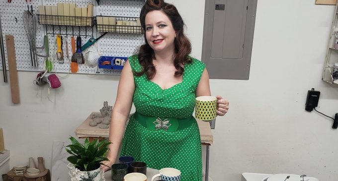 Denton Ceramics Collective provides camaraderie for local artists