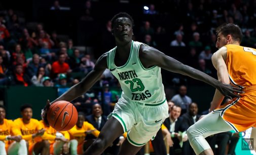 BREAKING: Former North Texas men's basketball forward signs professional contract