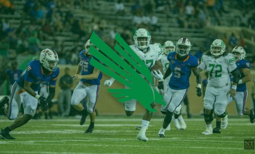 Meeting North Texas football junior college transfers from 2020 signing class