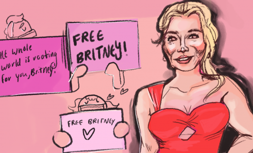 Give me a sign and #FreeBritney
