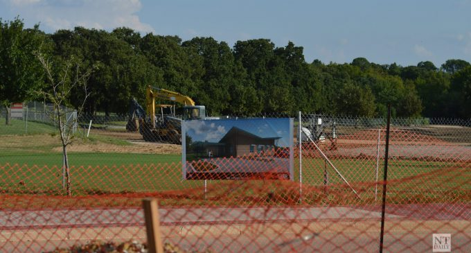 North Texas' new golf practice facility completion slated for 2021