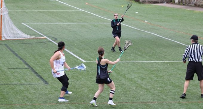 Women's lacrosse finds joy in virtual meetings despite the inability to practice, recruitment troubles
