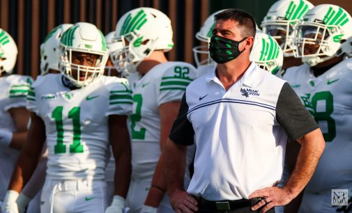A new era for Seth Littrell and Mean Green football