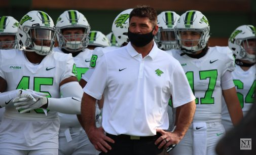 BREAKING: North Texas athletic department reports 4 active COVID-19 cases, 26 recoveries