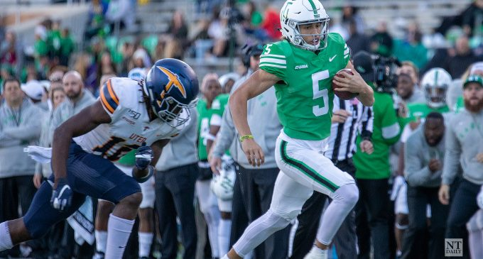 Mean Green football set sights on season opener against Houston Baptist