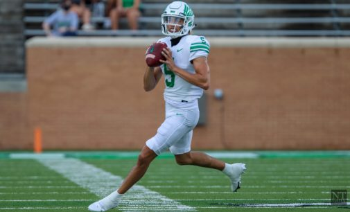 North Texas football prepares for first conference game