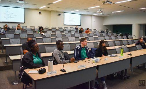 SGA appoints new senators amidst campus-wide decrease in student participation