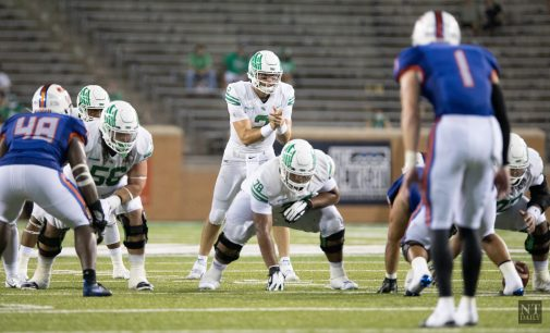 North Texas gears up for its annual Saturday night bout with SMU